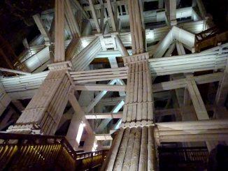 Las minas de sal Cracovia