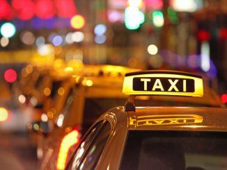 taxi en Lima